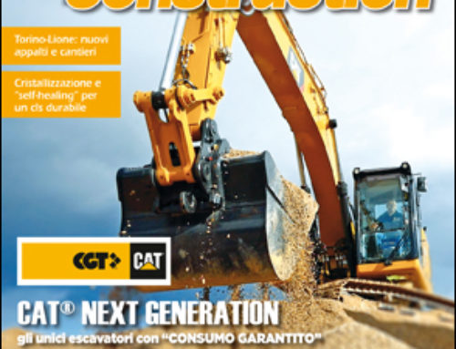 LA NOSTRA INTERVISTA SU 'QUARRY & CONSTRUCTION'