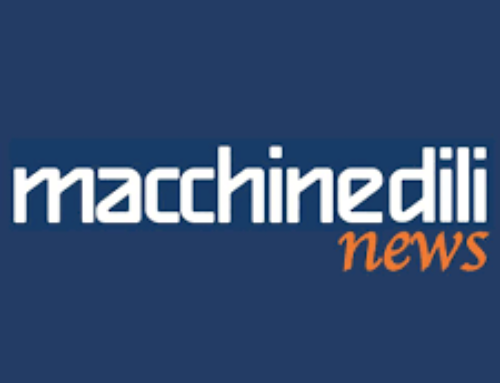 LA NOSTRA INTERVISTA SU 'MACCHINE EDILI NEWS'